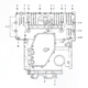 E-24.BOLT,WACHER (LOWER CRANKCASE)