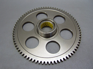 CB750K GEAR, STARTING CLUTCH GEAR