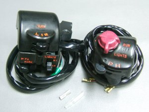 CB750K MULTI SWITCH SET, HANDLE *DIVERSION PARTS OF CB400F*