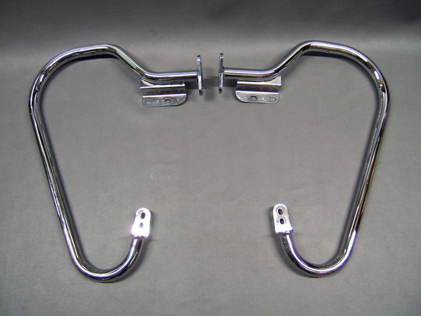 CB750K POLICE TYPE BUMPER, FRONT