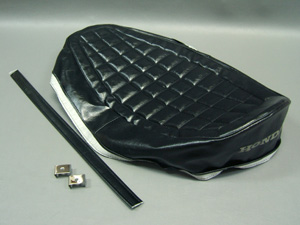 CB750 K0 OUTER SKIN (COVER), SEAT