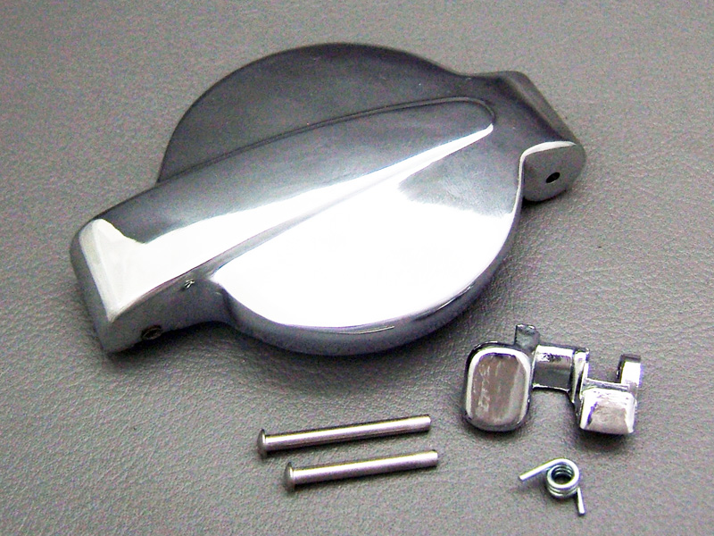 CB750 K0 CAP & CHECK SET, FUEL FILLER (ANTIMONY)