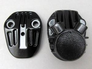 CB750K CALIPER A,B SET, RIGHT (BLACK) DUAL BRAKE