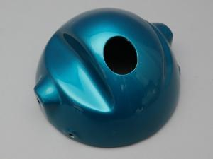 CB750 K0 CASE, HEAD LIGHT (CANDY BLUE GREEN) (DEFECT)