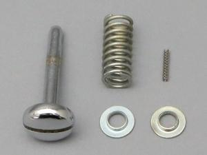 CB350F PIN SET, SIDE COVER