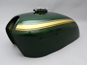 CB750K1 TANK, FUEL (VALLEY GREEN METALIC)(NOS)