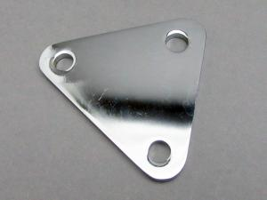 CB750K BRACKET, FRONT ENGINE HANGER (CHROME)