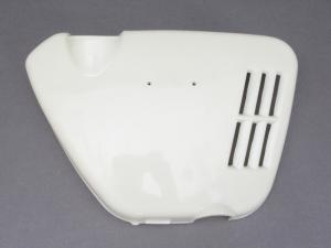 CB750 K0 COVER RIGHT, SIDE (UNPAINTED)