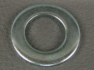WASHER, PLAIN, 12MM (ZINC)